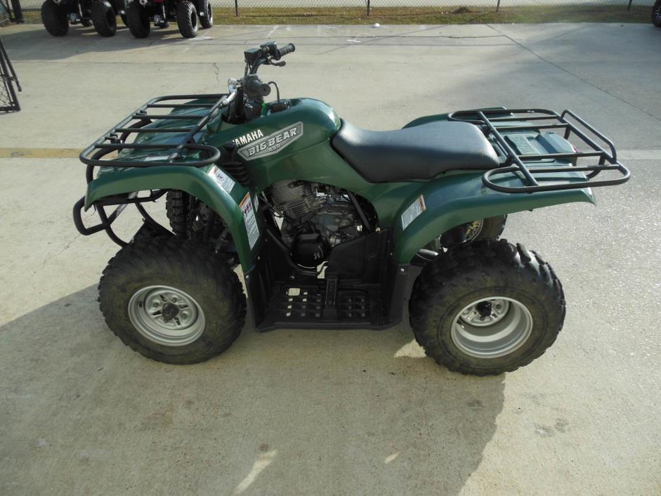 Yamaha Big Bear Atv