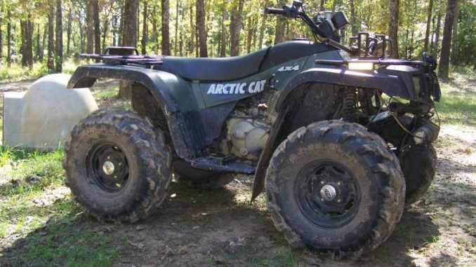 arctic cat 500 atv service manual download
