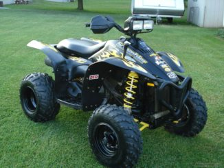 2004-2005 Polaris Scrambler 500 Idle Too Low, High, Erratic Runs Rough or Bogs