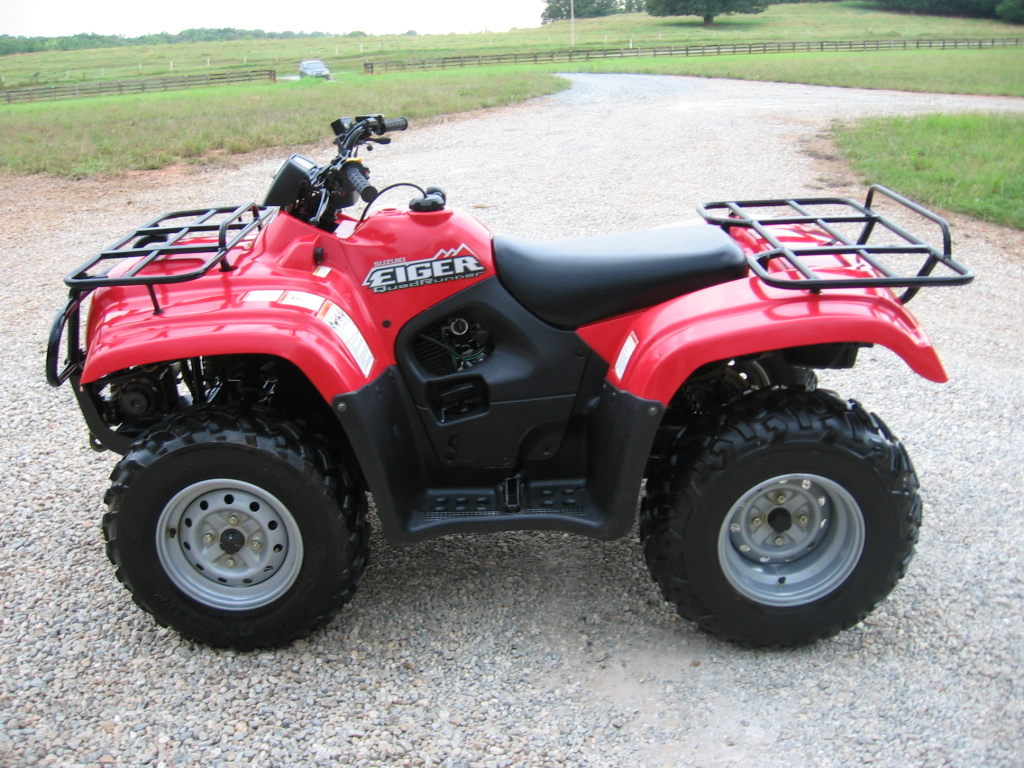 Suzuki Quadrunner Parts