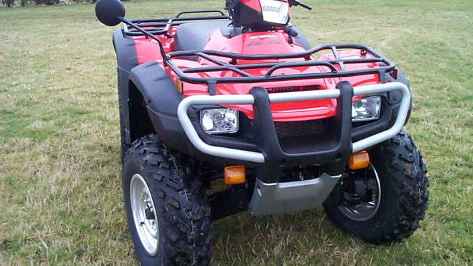 Honda Trx500 Foreman Rubicon Won U2019t Start  2005
