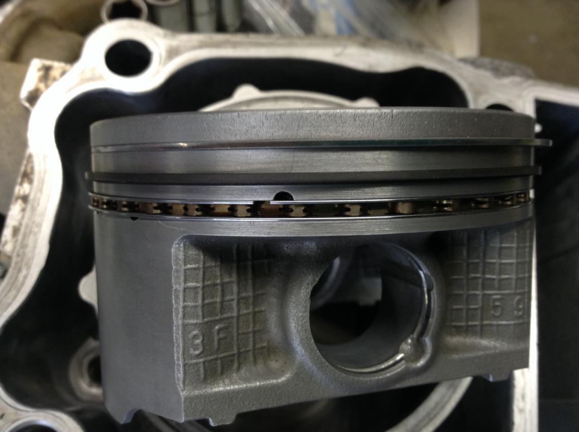 Atv Repair Articles. How to Remove Piston 1990-2000 Polaris Sportsman 500