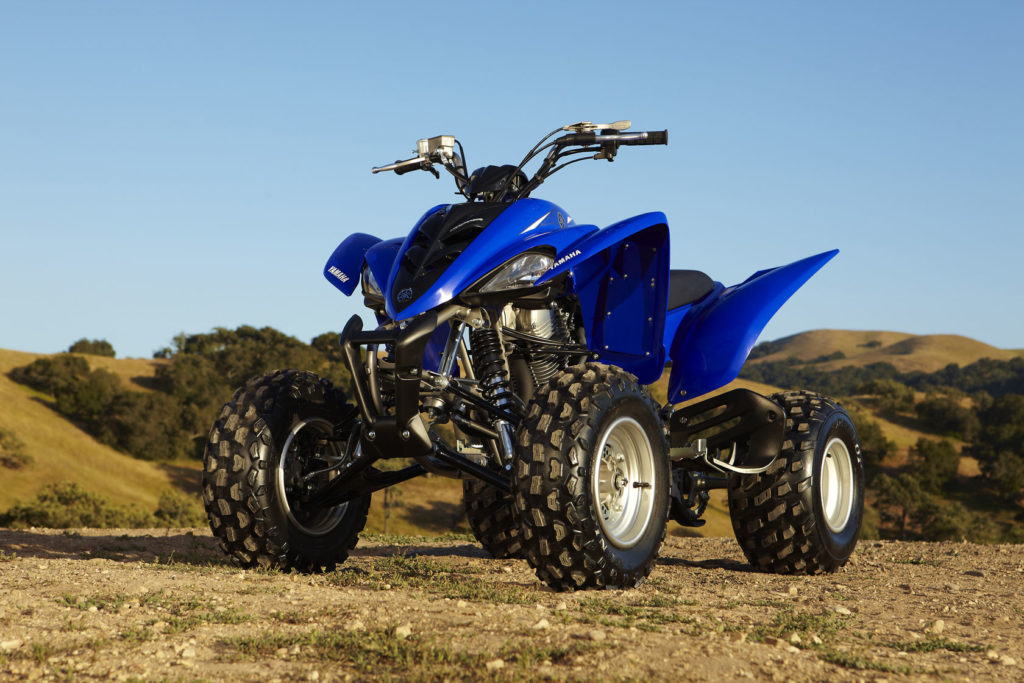 2003 Yamaha Raptor 80 Wiring Diagram