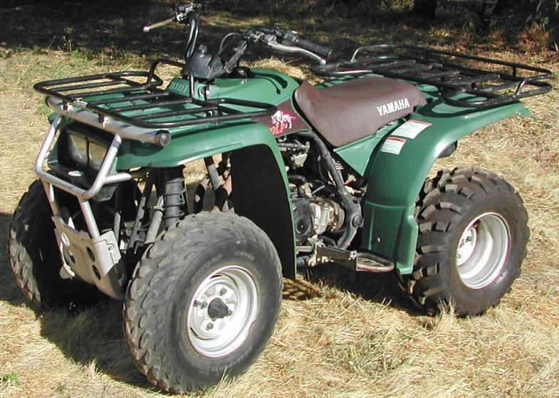Download 1992 2000 Yamaha Timberwolf 250 Repair Manual